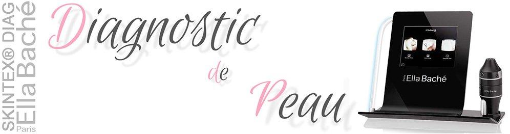 Institut de beauté Angelys Diagnostic de Peau Ella Baché Skintex Diag