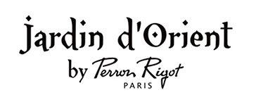 Logo Jardin d'Orient par Perron Rigot Paris