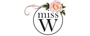 Logo Miss W Maquillage Paris