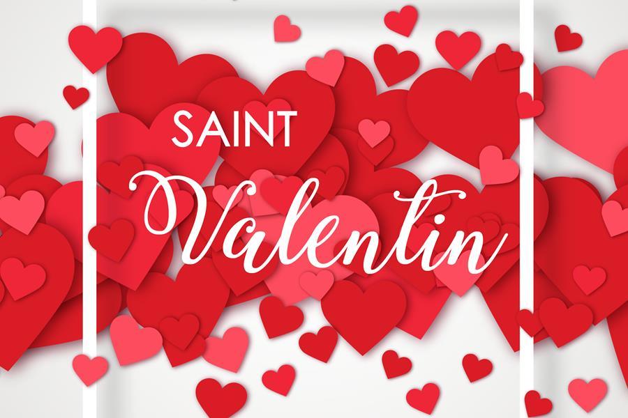 Offre Saint Valentin 2020